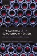 The Economics of the European Patent System available at Oxford University Press