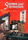 Science and Invention - April 1923